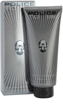 Police To Be The Illusionist Shower Gel for Men 400 ml