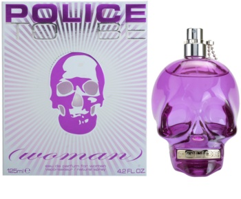 Police To Be Woman Eau de Parfum for Women 125 ml