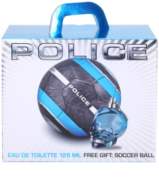 Police To Be coffret cadeau I.
