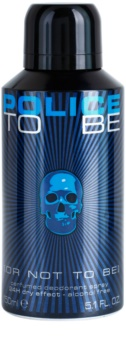 Police To Be Deo Spray voor Mannen 150 ml