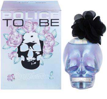 Police To Be Rose Blossom Eau de Parfum für Damen 125 ml