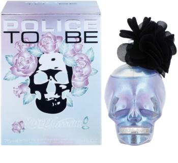 Police To Be Rose Blossom eau de parfum pentru femei 75 ml