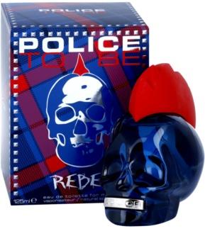 Police To Be Rebel eau de toilette per uomo 125 ml