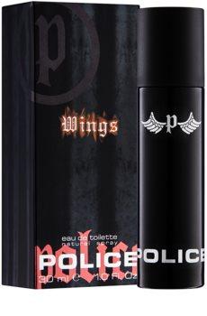 Police Wings Eau de Toilette para homens 30 ml