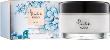 Pomellato Nudo Blue krem do ciała dla kobiet 200 ml