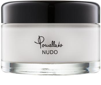 Pomellato Nudo Blue crema de corp pentru femei 200 ml