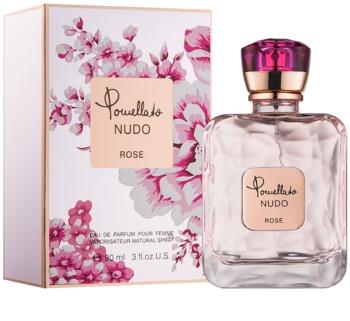 Pomellato Nudo Rose eau de parfum pour femme 90 ml