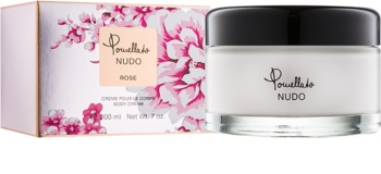 Pomellato Nudo Rose krema za telo za ženske 200 ml