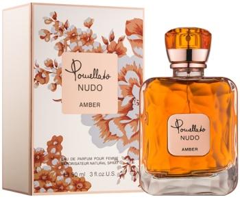 Pomellato Nudo Amber eau de parfum pour femme 90 ml