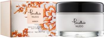 Pomellato Nudo Amber crème corps pour femme 200 ml