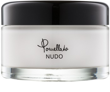 Pomellato Nudo Amber Body Cream for Women 200 ml