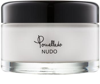 Pomellato Nudo Amber Körpercreme für Damen 200 ml