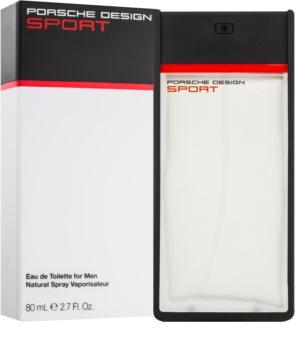 Porsche Design Sport Eau de Toilette voor Mannen 80 ml