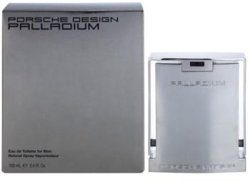 Porsche Design Palladium Eau de Toillete για άνδρες 100 μλ