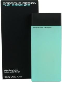 Porsche Design The Essence lotion après-rasage pour homme 80 ml