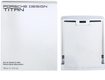 Porsche Design Titan eau de toilette para homens 100 ml