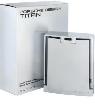 Porsche Design Titan eau de toilette férfiaknak 100 ml