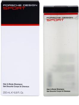 Porsche Design Sport gel douche pour homme 200 ml