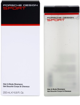 Porsche Design Sport sprchový gél pre mužov 200 ml