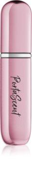 PortaScent Traveller 120 szórófejes parfüm utántöltő palack unisex 5 ml  Matt Pink