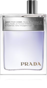 Prada Prada Amber Pour Homme Eau de Toilette for Men 100 ml