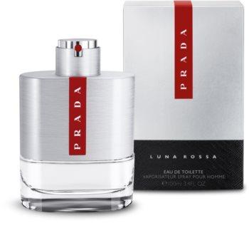Prada Luna Rossa Eau de Toilette para homens 100 ml