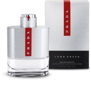 Prada Luna Rossa eau de toilette pour homme 100 ml