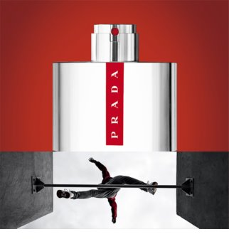 Prada Luna Rossa Sport Eau de Toilette for Men 100 ml