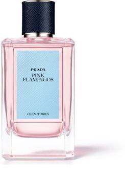 prada olfactories - pink flamingos