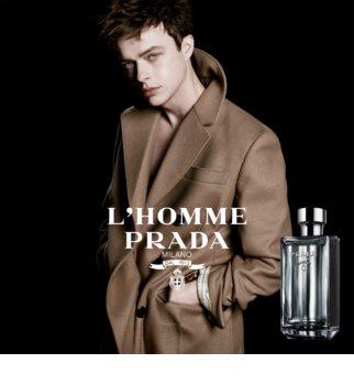Prada L'Homme Eau de Toilette voor Mannen 100 ml