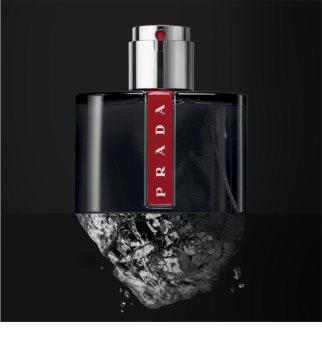 Prada Luna Rossa Carbon toaletná voda pre mužov 100 ml