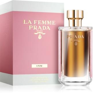 Prada La Femme L'Eau Eau de Toilette for Women 100 ml