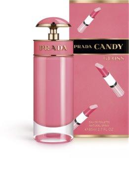 Prada Candy Gloss Eau de Toilette voor Vrouwen  80 ml