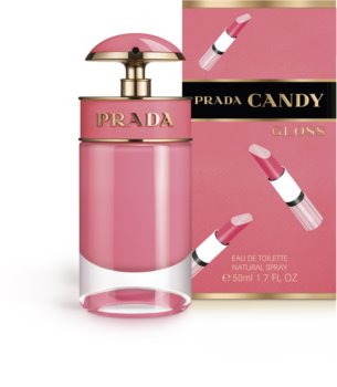 Prada Candy Gloss Eau de Toilette for Women 50 ml