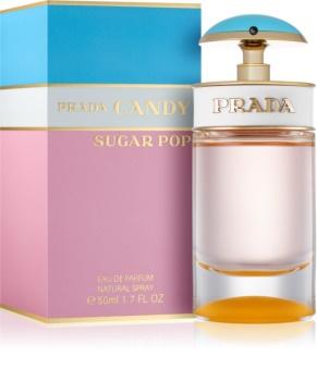 Prada Candy Sugar Pop Eau de Parfum voor Vrouwen  50 ml