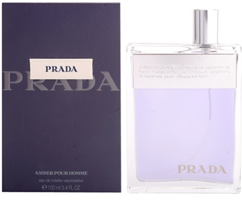 Prada Prada Amber Pour Homme Eau de Toilette for Men 100 ml
