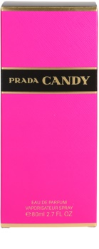 Prada Candy Eau de Parfum for Women 80 ml