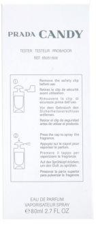 Prada Candy Parfumovaná voda tester pre ženy 80 ml