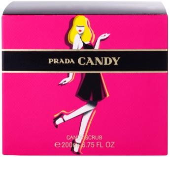 Prada Candy telový peeling pre ženy 200 ml