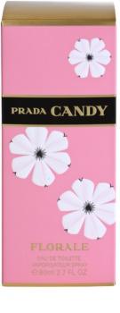 Prada Candy Florale toaletná voda pre ženy 80 ml