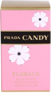 Prada Candy Florale Eau de Toilette for Women 30 ml