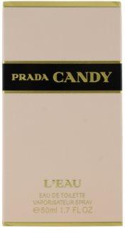 Prada Candy l'Eau woda toaletowa dla kobiet 50 ml