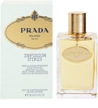 Prada Les Infusions Infusion d'Iris Absolue parfémovaná voda pro ženy 100 ml