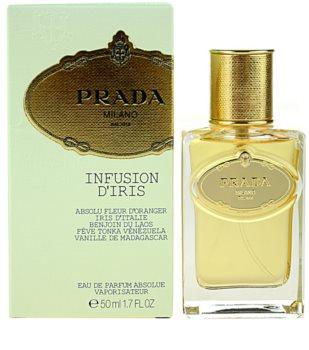 Prada Les Infusions Infusion d'Iris Absolue parfémovaná voda pro ženy 50 ml