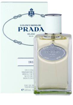 Prada Les Infusions Infusion Iris Eau de Parfum para mulheres 100 ml