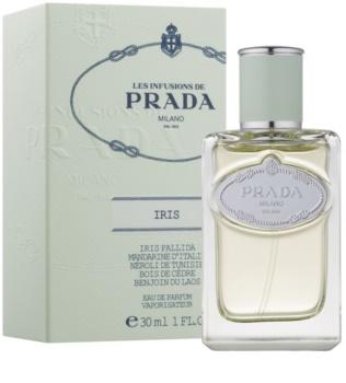 Prada Les Infusions Infusion Iris eau de parfum per donna 30 ml