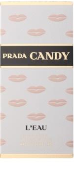 Prada Candy L'Eau Kiss toaletní voda pro ženy 20 ml