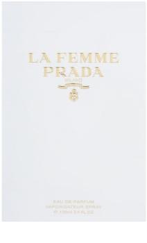 Prada La Femme Eau de Parfum for Women 100 ml