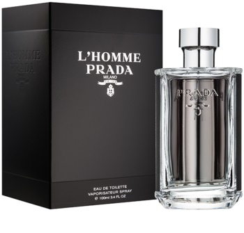 Prada L'Homme eau de toilette férfiaknak 100 ml