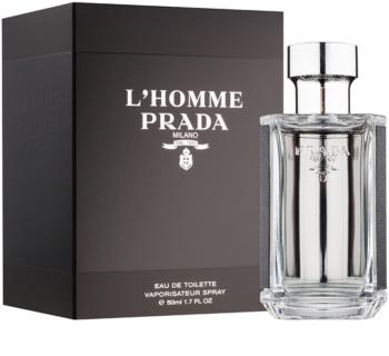 Prada L'Homme eau de toilette pentru barbati 50 ml